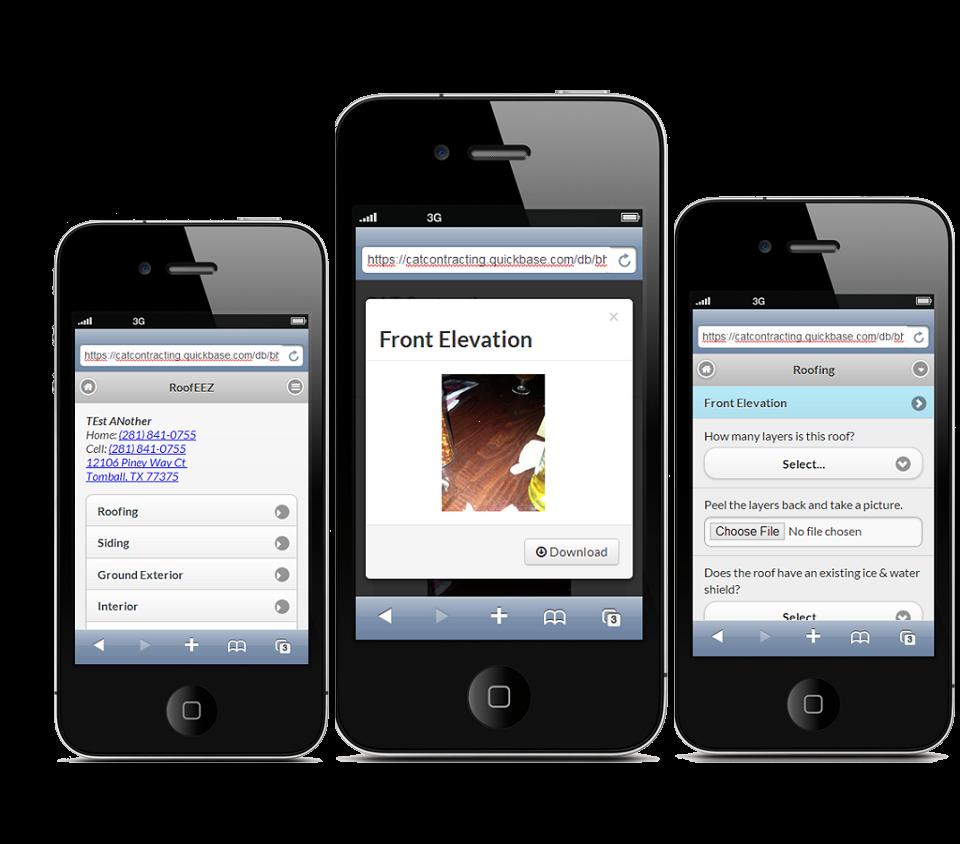 Quick Base Mobile App